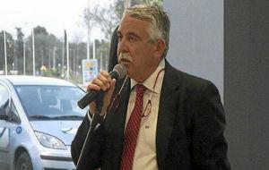 Francisco Melero, presidente de la FAA durante 8 años