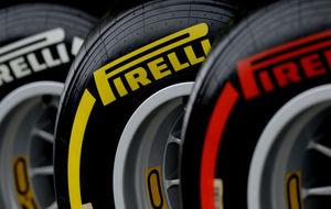 Neumáticos Pirelli de la temporada 2016