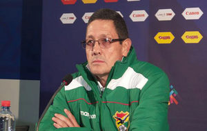 Mauricio Soria atiende a los medios durante su anterior etapa al...