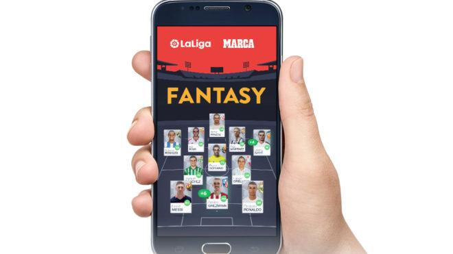 Consulta las mejores alineaciones por equipo según los puntos Fantasy...