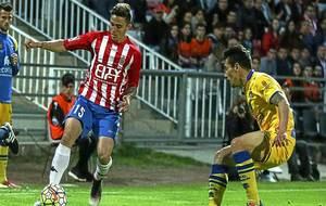 Pablo Maffeo, durante el partido del Girona de la pasada temporada...