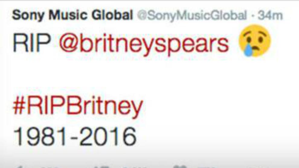 muerte de Britney Spears -1