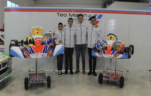 Tommy Pintos, Edu García, Mauricio Van der Laan, Ruben Moya, pilotos...