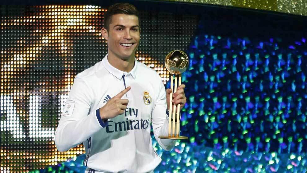 Cristiano Ronaldo (Fútbol). 204 puntos