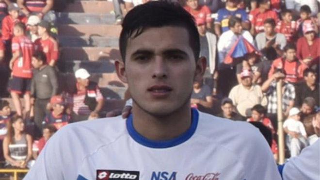 El mediocampista paraguayo debutó este año en la liga de su país