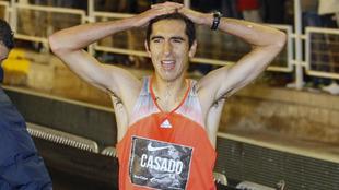 Arturo Casado, en 2014