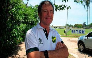 Ariel Holan, nuevo entrenador de Independiente.