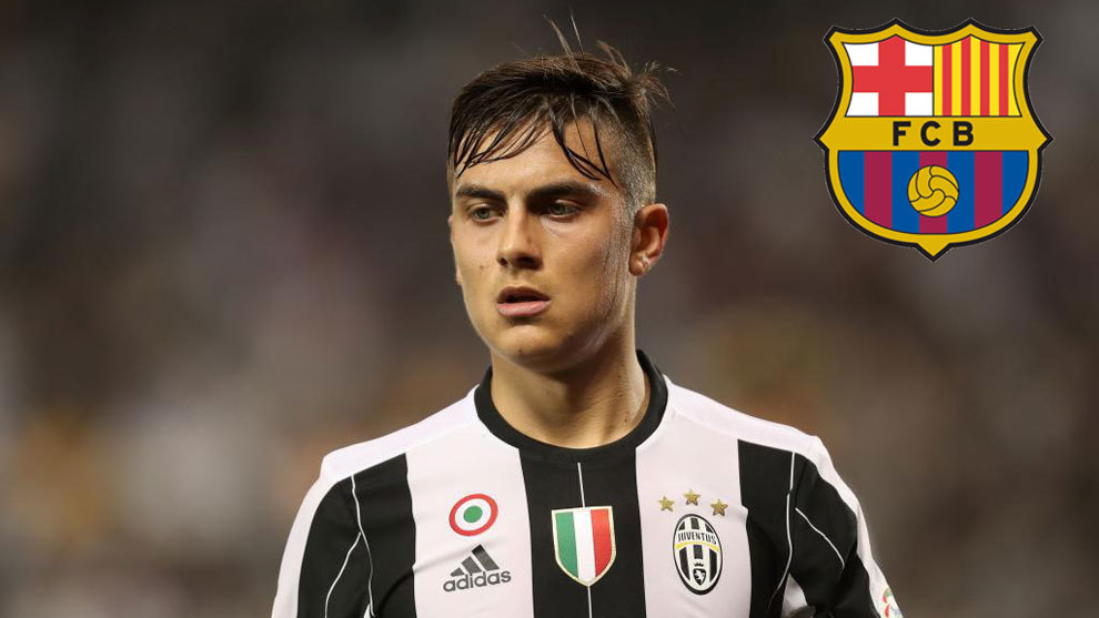 huge selection of cdfb8 3fcf7 Juventus reject Barcelona offer for Dybala | MARCA in English