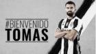 Imagen que ha publicado en su twitter la Juventus para dar la...