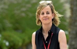 Susie Wolff, ex-piloto de automovilismo