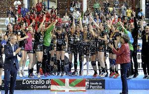 El Bera Bera defenderá su título de Copa en Porriño.