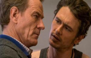 Ned Fleming (Bryan Cranston) y Laird Mayhew (James Franco)