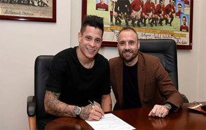 Iturbe firma su contrato con el Torino.