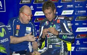 Galbusera, con Rossi.