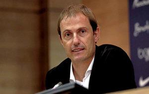 Francesc Arnau, director deportivo del Málaga