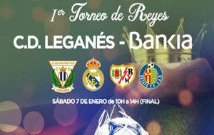 Cartel del primer Torneo de Reyes del Lega