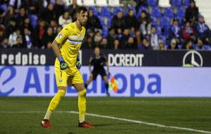 Brignoli, en el duelo entre Leganés y Valencia