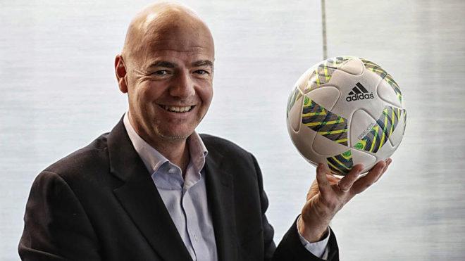 Un Mundial con 48 equipos supondría 600 millones de euros más para la FIFA