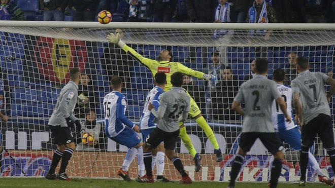 Reparto de puntos Fantasy entre Espanyol y Deportivo el día de Reyes