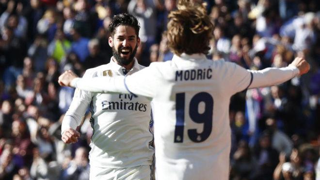 El Madrid comienza el año batiendo su récord de puntos Fantasy