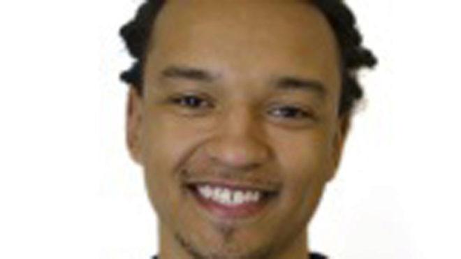 El jugador norteamericano Nicolas Mukendi