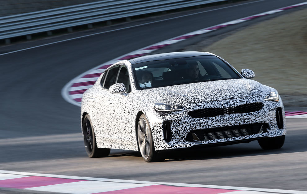The Kia Stinger is a pretty impressive value considering the speed, style,  and features you get for your money compared to more expensive European ...