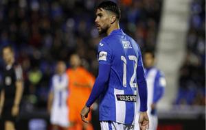 Carl Medjani, en el partido de Copa ante el Valencia.