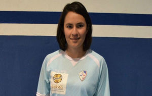 Itzel Cruz, jugadora mexicana de fútbol sala
