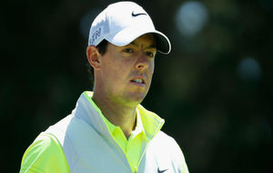 Rory McIlroy, número 2 del ranking mundial de golf.