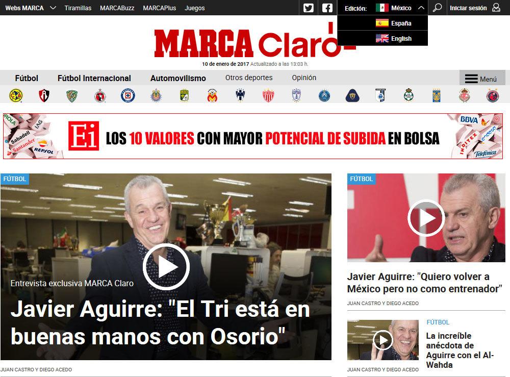 Descubre el nuevo MARCA Claro   MARCA Claro México