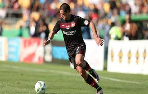 Javier Hernández espera terminar la sequía en el próximo partido.