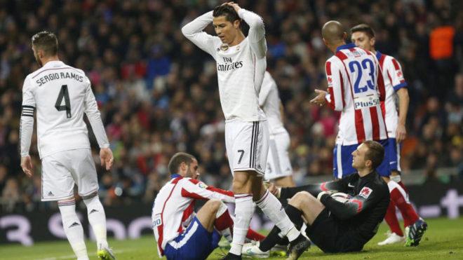 Real Madrid  Cristiano lleva dos años sin jugar en Copa  320eb03068af9