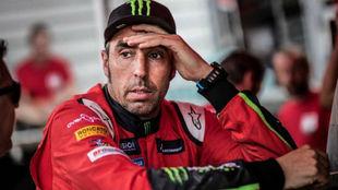 Nani Roma, piloto de Toyota.
