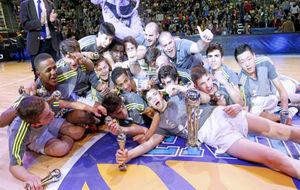 El Real Madrid fue el último campeón de la Minicopa