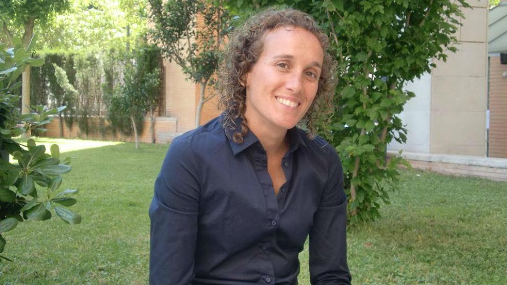 Laura Mansilla en una imagen de archivo.