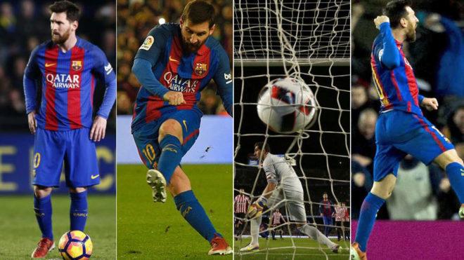 6aa7194fe93c FC Barcelona: Los goles de falta de Leo Messi | Marca.com