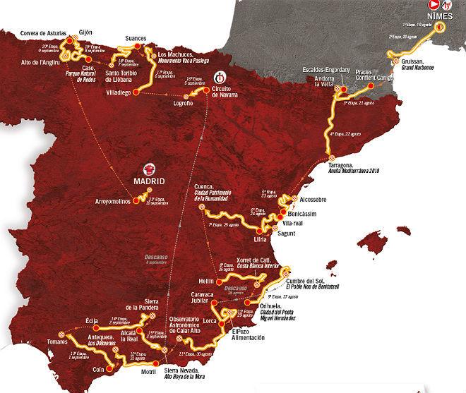 La Vuelta a España 2017 14842301629141