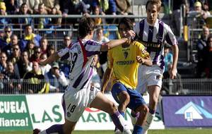 Casi diez llevan sin enfrentarse C�diz y Valladolid en el Carranza;...
