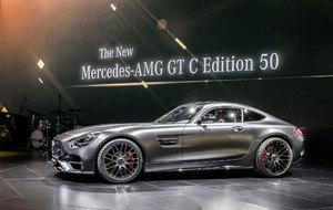 Mercedes AMG GT C Edition 5