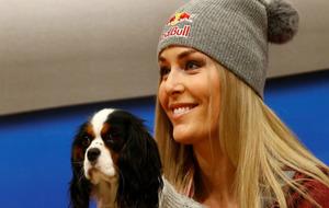 Lindsey Vonn planea reaparecer en la Copa del Mundo en el descenso de...