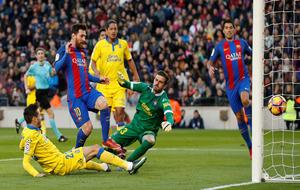 Messi marca su gol