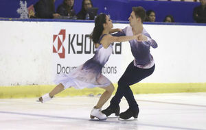 Sara Hurtado y Kirill Khalyavin.