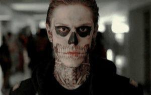 Evan Peters en la primera temporada de AHS 'Murder House'