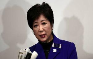 Yuriko Koike, gobernadora de Tokio.