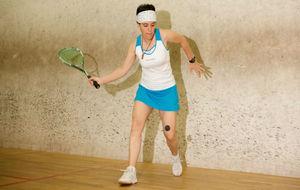 Elena Sánchez, nueva seleccionadora española de squash.