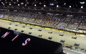 Parrilla de salida del GP de Singapur