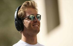 Nico Rosberg, campe�n del mundo de F1