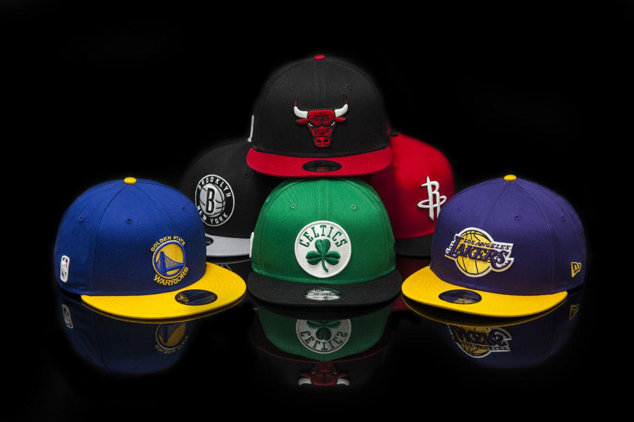 NBA  La NBA se viste por la cabeza con New Era  e9206c2e979