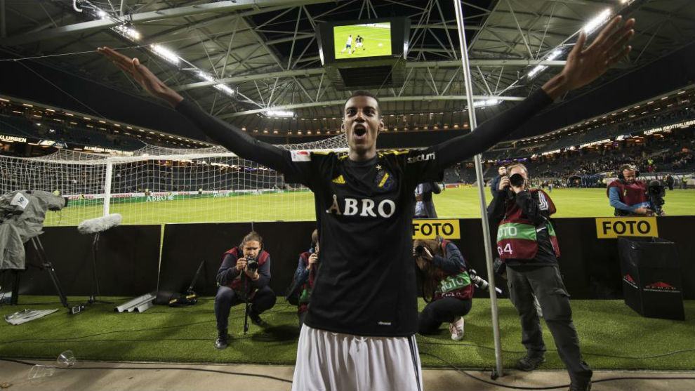 """""""Real"""" Isak uchun """"AIK""""ga 10 mln yevro to'laydi"""