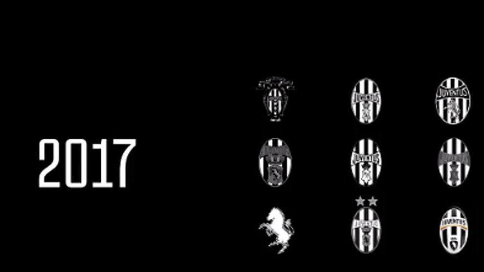 10++ Juventus Escudo Viejo